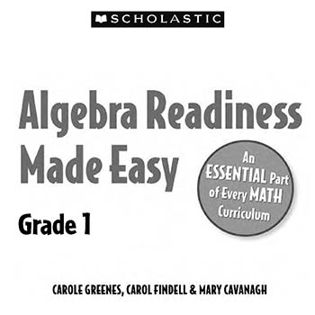 Algebra Readiness G1-G5 学乐数学练习