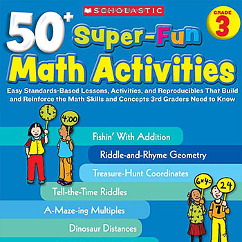 50+ Super-Fun Math Activities: G2 -