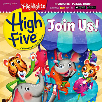 Highlights High Five 18年1月-4月
