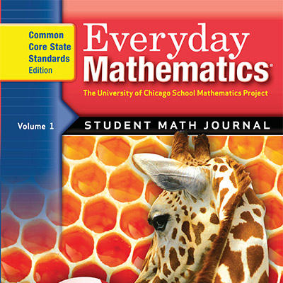 Everyday Mathematics 1-6共12册