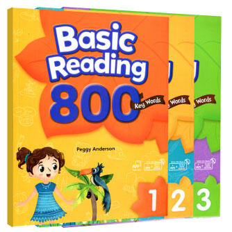 Basic reading 800 key words(pdf+音